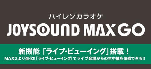 JOYSOUND MAX GO